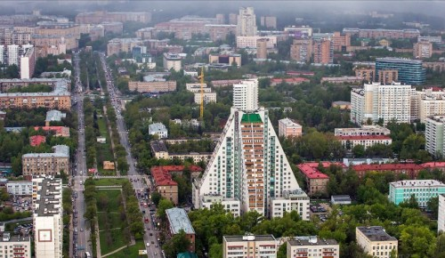 Библиотека № 186 имени Есенина проводит виртуальные экскурсии по Академическому району