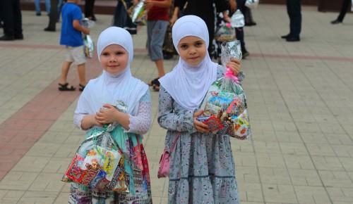 Праздничные богослужения в Москве по случаю наступления мусульманского праздника Ураза-байрам 24 мая будут отменены