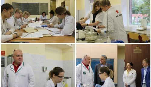В образовательном комплексе идет подготовка национальной сборной WorldSkills Russia