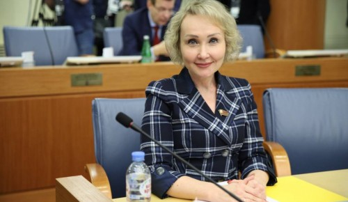 Депутат Мосгордумы Самышина напомнила горожанам о возможности пройти бесплатный онкоскрининг