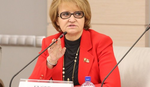 Людмила Гусева: Почти 3 тыс. владельцев торговых и офисных помещений получат льготы