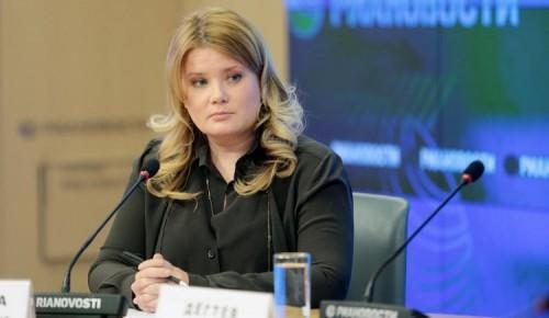 Сергунина: Москва заявлена в трех номинациях премии World Travel Awards