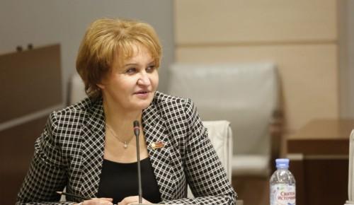 Депутат Гусева: Мосгордума направит на имя мэра письмо о мерах поддержки театров и музеев столицы