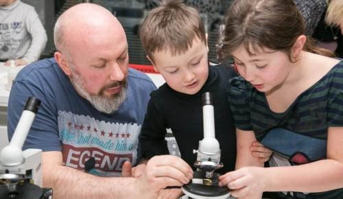 Учебная лаборатория Дарвиновского музея вернулась к привычному режиму работы