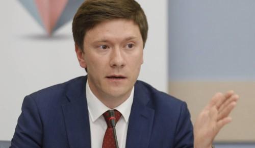 Депутат МГД Александр Козлов отметил преимущества столичной системы электронного голосования