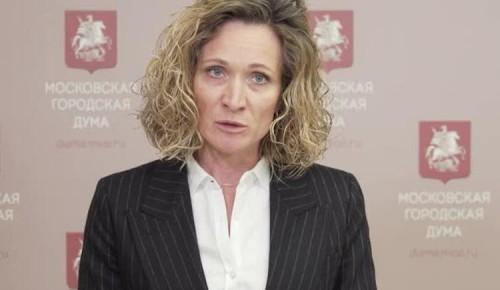 Депутат МГД Мария Киселева: Олимпиада-80 вдохновила целые поколения спортсменов