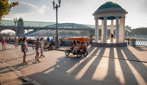 В Москве объявили программу общегородского выпускного в Парке Горького