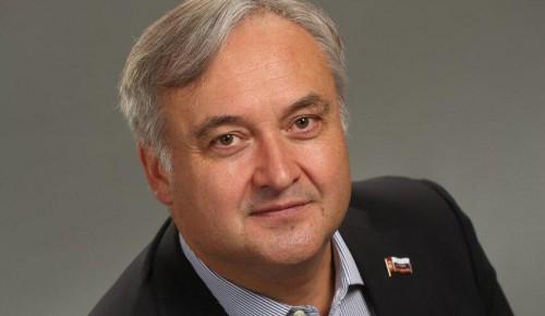 Депутат МГД Титов: Москва делает доступным получение специальности в самых передовых отраслях