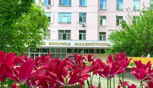 На конференции в больнице им. В.В. Виноградова обсудили обеспечение лекарственной безопасности