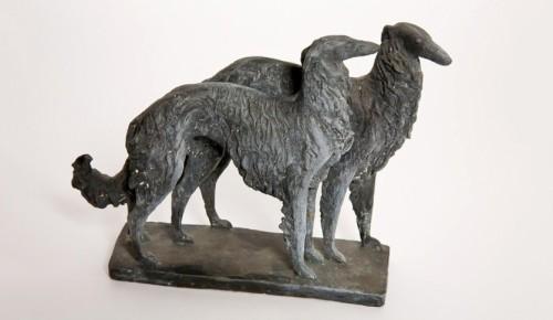 Выставка скульптора-анималиста «Мой ковчег» открылась в Дарвиновском музее
