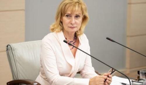 Сенатор Инна Святенко отметила значение направленного в Госдуму законопроекта о молодежной политике