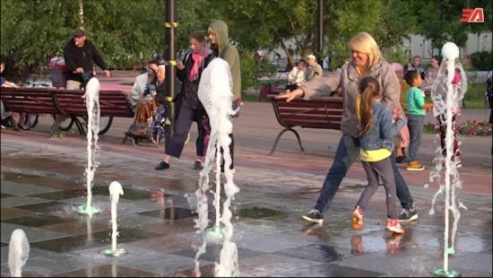 Горожан приглашают столичные парки и скверы