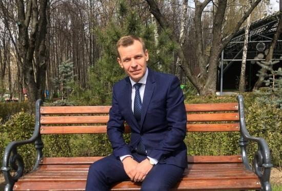 Депутат Бускин назвал оптимальным создание зоны отдыха на месте бывшего кинотеатра «Севастополь»