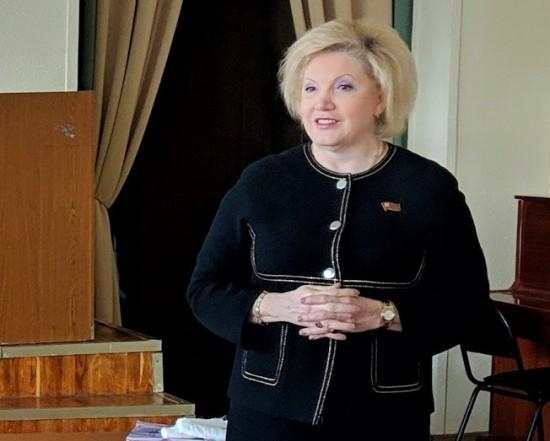 Депутат МГД Ольга Шарапова отметила востребованность электронных медкарт у москвичей
