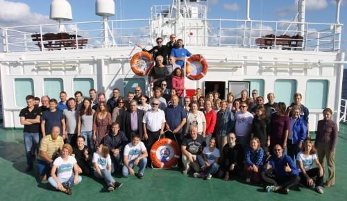Участники проекта института океанологии им. П.П. Ширшова изучат опасные объекты на дне Балтики