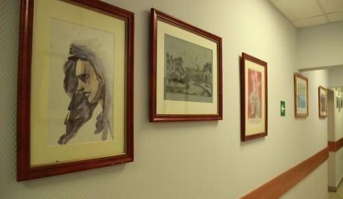 В центре культуры и досуга «Академический» открылась выставка «Вехи Победы»
