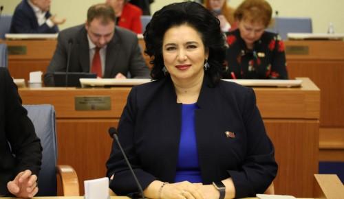 Депутат МГД Батышева: Дистанционные технологии – будущее медреабилитации