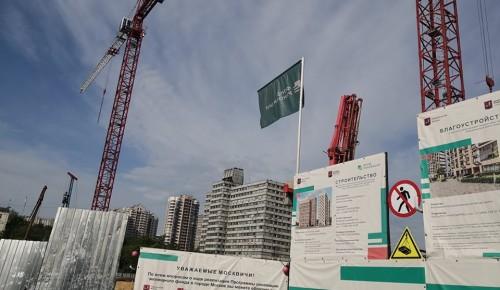 В Академическом районе в рамках реновации подлежат сносу 7 жилых домов