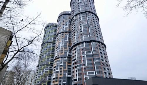 Первое право собственности на квартиру в доме ЖК «Новые Черемушки» зарегистрировано в Росреестре