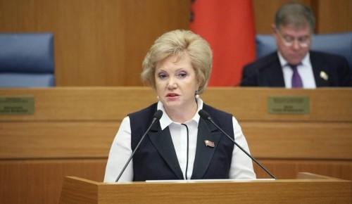 Депутат МГД Ольга Шарапова рассказала, почему важно сохранять традиции донорства крови