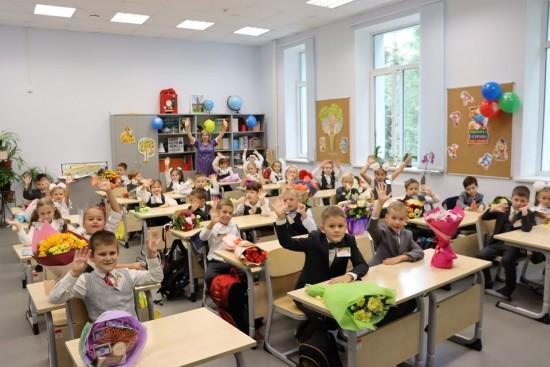 Академическая школа № 1534 заняла 4 строчку в ТОП-25 школ ЮЗАО