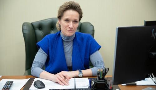 Депутат МГД Киселева: Проект «Сказки внукам» - это способ поддержки пенсионеров и детей во время пандемии