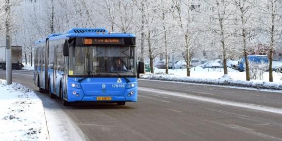 Автобусные маршруты в Академическом районе изменятся в новогодние праздники