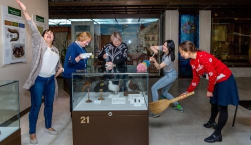 В Дарвиновском музее готовятся к открытию для посетителей
