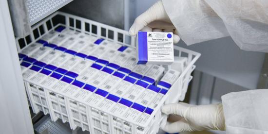 В «Геликон-Опере» могут открыть пункт вакцинации от COVID-19