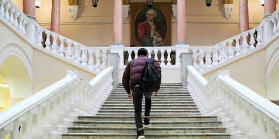 Московские студенты возвращаются к очному обучению 8 февраля
