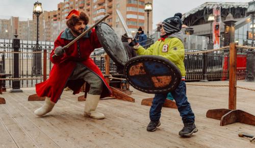 Фестивальная площадка «Путешествие в Рождество» в Черемушках будет работать до конца января