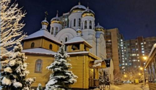 В храме всех святых в земле Российской просиявших покажут спектакль