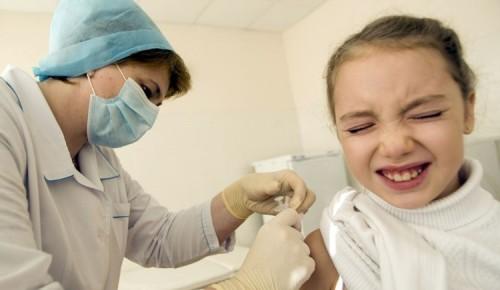 В «Моих документах» района Черемушки можно сделать прививку от гриппа