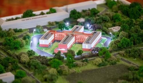 В Ново-Переделкине появится новый геронтологический центр