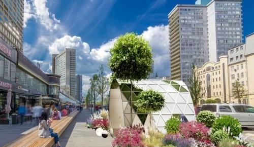 Москвичи смогут принять участие в конференции по ландшафтному дизайну