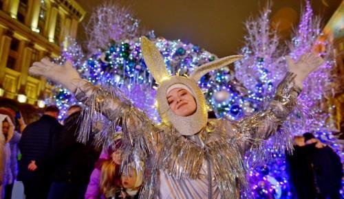 Фестиваль «Путешествие в Рождество» продлен до конца января