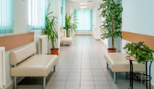 Проведение капремонта в городских поликлиниках поддержали москвичи