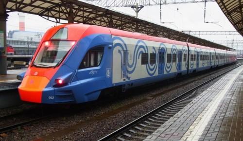 Благодаря станции МЦД-1 «Новодачная» сократился путь к технопарку «Физтехпарк»