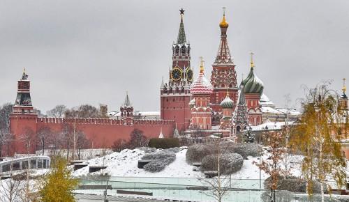 Собянин рассказал об итогах туристического сезона в Москве