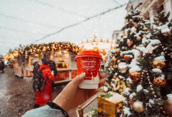 На Рождество гости попробуют традиционные европейские угощения и создадут картину в технике декупаж