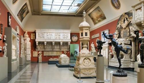 Сергунина: Около 850 тыс человек посмотрели «Ночь в музее»
