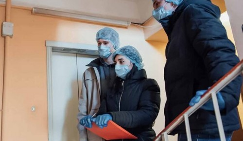«Московское долголетие» помогает пенсионерам в режиме изоляции
