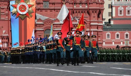 Путин назначил проведение Парада Победы на красной площади на 24 июня