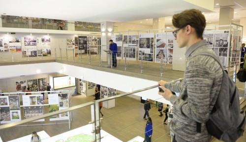 Выставка «Мультипространство в городской среде» пройдет в онлайн-формате
