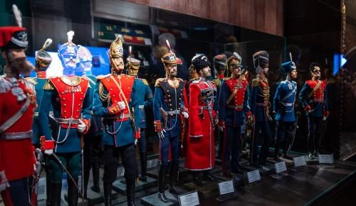 Музей военной формы приглашает на виртуальные экскурсии