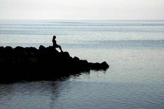 До конца сентября в «Меридиане» проходит выставка фотографии Бориса Ильина