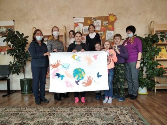Патриотическое мероприятие прошло в центре «На Севастопольском»