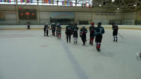 Юные хоккеисты из Черемушек приняли участие в турнире «Золотая шайба»