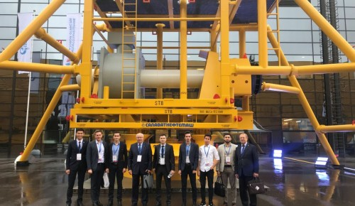 Губкинцы примут участие в техническом форуме «Обустройство наземных и морских нефтегазовых месторождений»