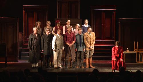 Уже сегодня в Театре под руководством Армена Джигарханяна состоится премьера спектакля «Пигмалион»